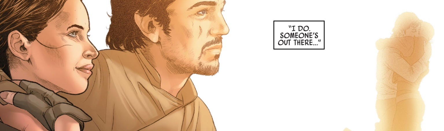 marvelrogueone6- bye Jyn and Cassian