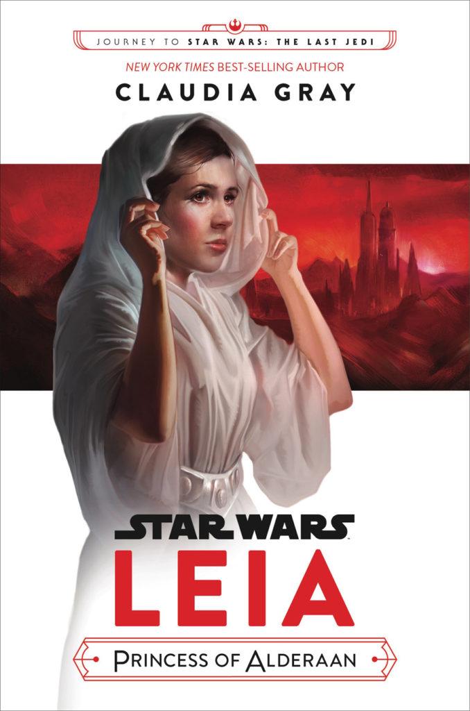 ff2 Leia claudia gray