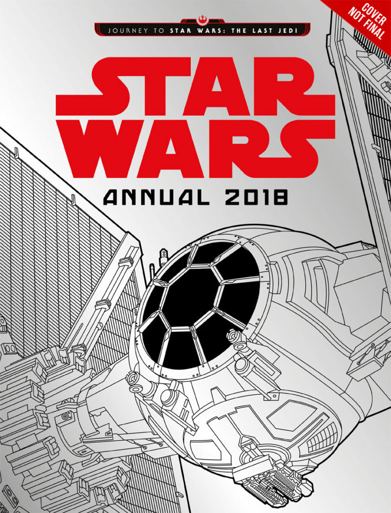 ff2reading list Star Wars annual 2018
