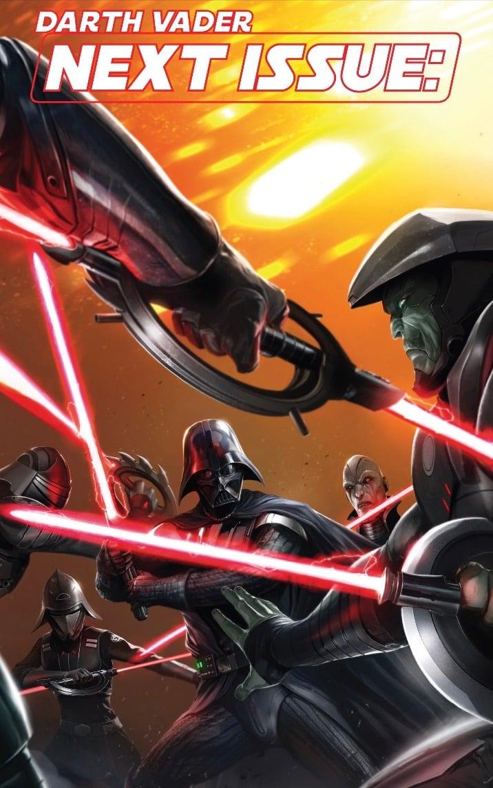 marvelvader6- next issue