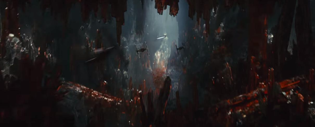 Star Wars The Last Jedi Trailer Breakdown The Cantina