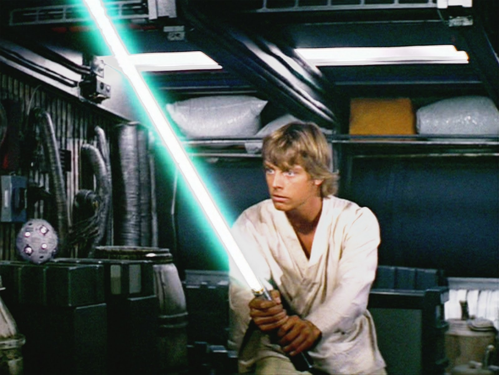 Luke A New Hope