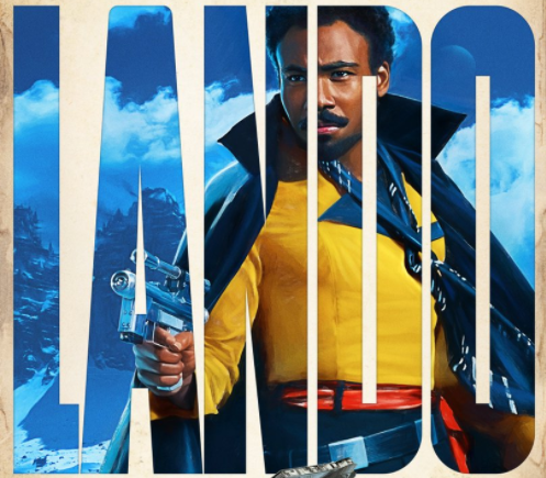 Continuing his coverage of Solo: A Star Wars Story, Entertainment Weekly's  Anthony Breznican talks with Donald Glover about his portrayal of Lando ...