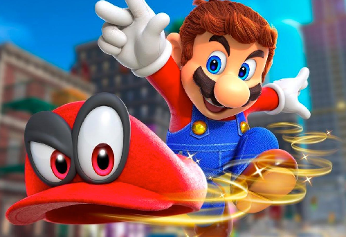 Rumor With Super Mario Odyssey Outselling Battlefront II Disney