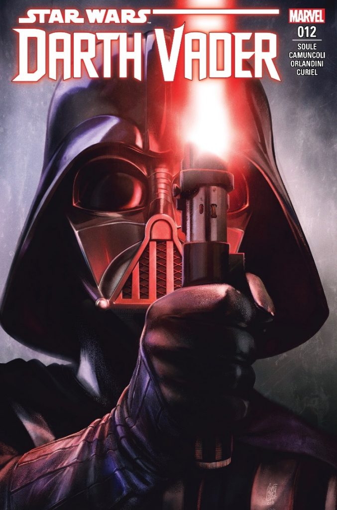 the dark lord rising in marvel's star wars: darth vader