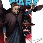 Review – Rey Feels The Force In Marvel's The Last Jedi #2