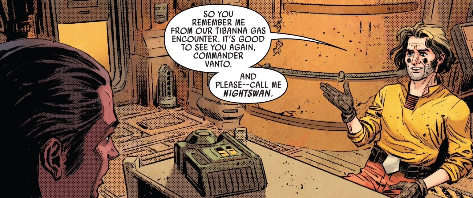 Review - Everything Is Strategy In Marvel's Star Wars: Thrawn #5 - Star Wars News Net