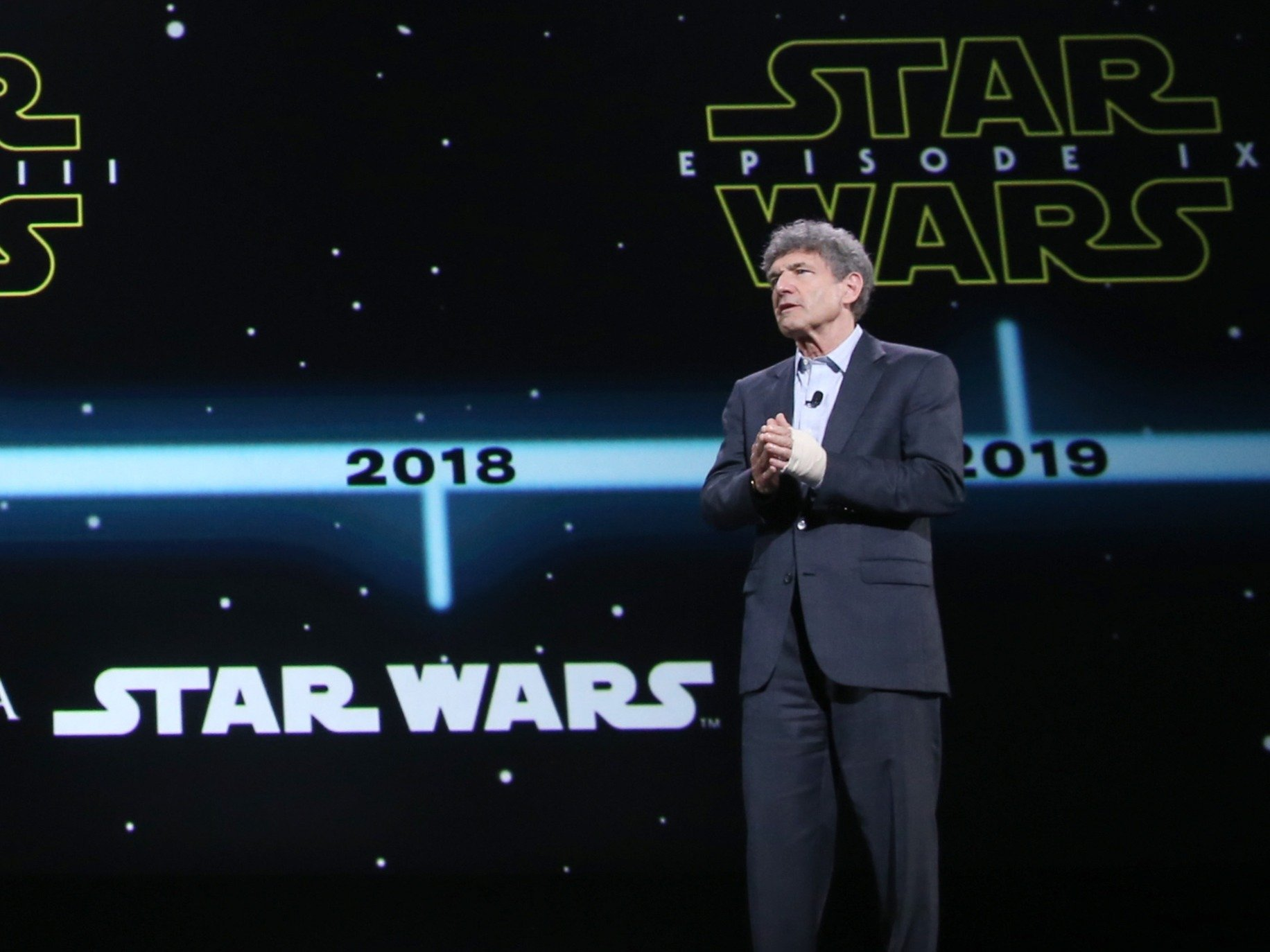 UPDATE: Disney Holding Off On Star Wars Standalone Movies