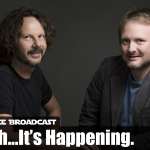 The Resistance Broadcast – Ram Bergman Says the New Trilogy is Happening