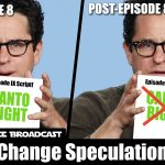 The Resistance Broadcast – Did Reactions to Episode VIII Cause Script Changes for Episode IX?
