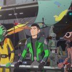 Meet Team Fireball from Star Wars: Resistance