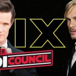 Collider Jedi Council: New Character Cards from Star Wars Resistance   Matt Smith and Dominic Monaghan Join the Episode IX Cast
