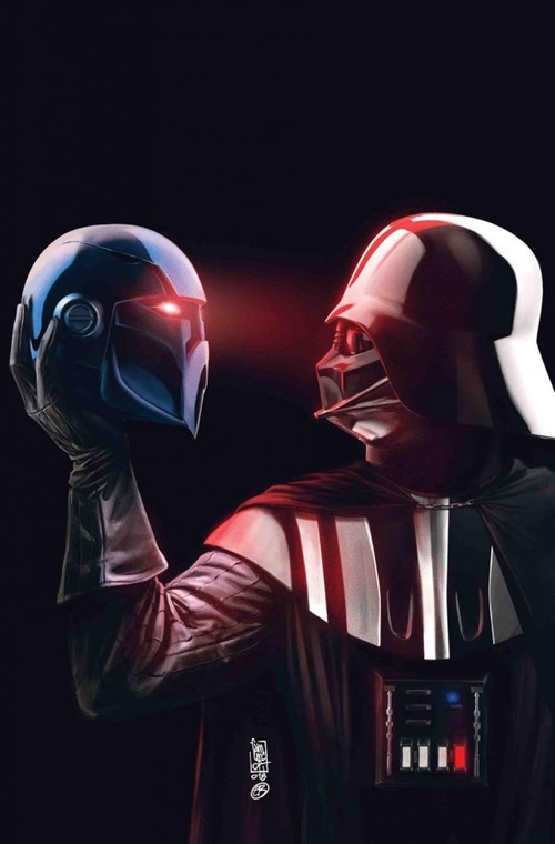 Review Vader Encounters Echoes From His Past And The