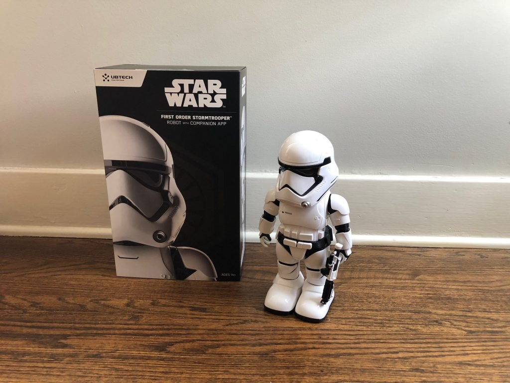 Review – UBTECH First Order Stormtrooper Is The Droid You're Looking For!