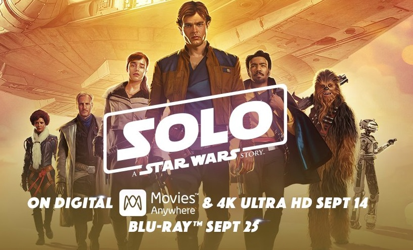 solo is available now on digital download and screenwriter jon