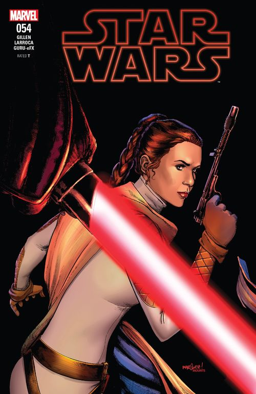 Review – Sacrifices for a Chance of Survival in Marvel's Star Wars #54