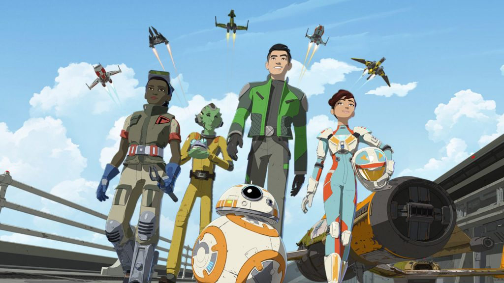 First Four Episode Titles of 'Star Wars: Resistance' Revealed