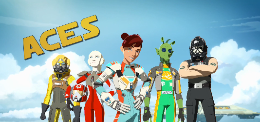 New 'Star: Wars Resistance' Video Introduces the Aces and Gives Us Another G...