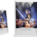 Promo: Third Iconic Poster Immortalised on Pure Silver
