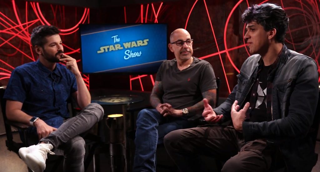 The Star Wars Show: Vader Immortal – Interview with David Goyer and Mohen Leo