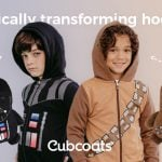Cubcoats Introduces 2-in-1 Star Wars Hoodies in Time for the Holidays