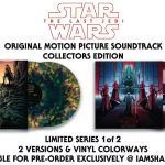 SWNN Giveaway: Win One of Two Collectors Edition 'Star Wars: The Last Jedi' Soundtracks on Vinyl with Art by Dan Mumford
