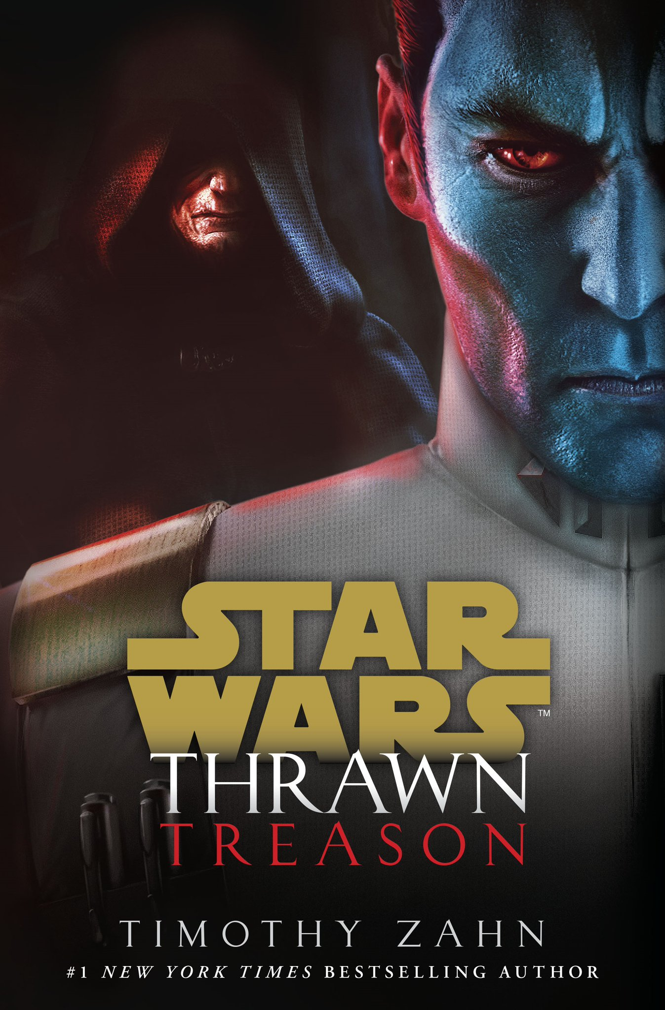 Review Star Wars Thrawn Treason By Timothy Zahn Is The Best Of The Trilogy Star Wars News Net