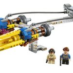 LEGO Star Wars Celebrates 20th Anniversary with New Vehicle Sets