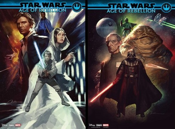 More Details on the Upcoming 'Star Wars: Age of Rebellion