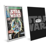 Star Wars #1 Thrilling Cover Immortalised on Premium Silver Foil