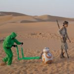Star Wars Puppeteer Brian Herring Announces a Wrap on BB-8 for Episode IX