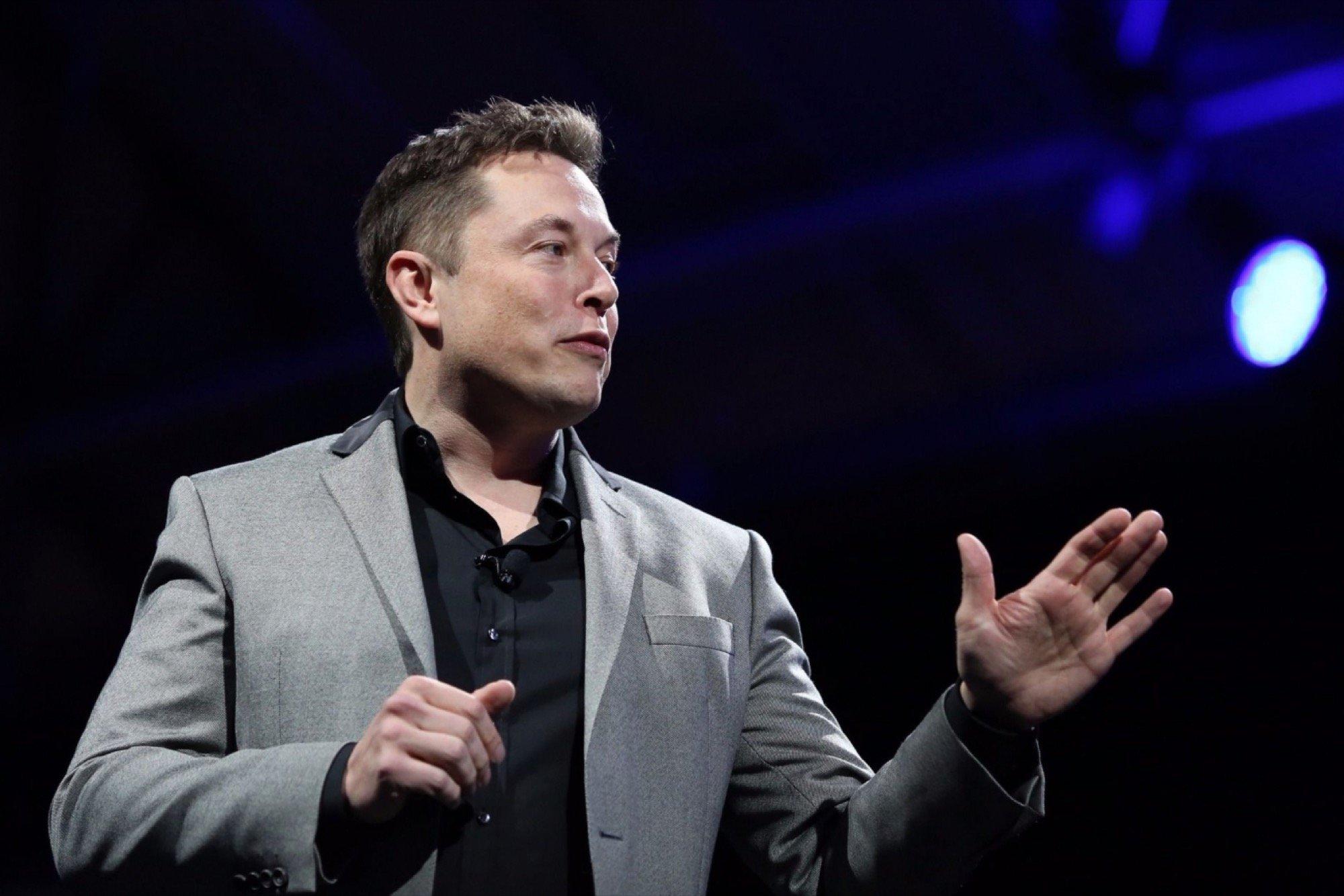 Elon Musk Mandalorian