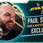 The Star Wars Show: Paul Scheer Talks Star Wars Galaxy's Edge, A New Master and Apprentice Excerpt, and Kowakian Monkey-Lizard Facts