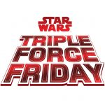 Lucasfilm Announces Triple Force Friday Event for October 4