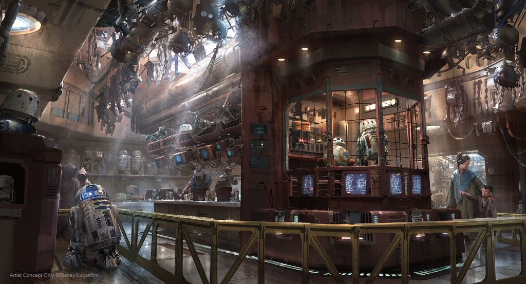 Star Wars: Galaxy's Edge to Open May 31st in Disneyland ...