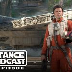 The Resistance Broadcast – Poe Dameron, Captain of the Millennium Falcon
