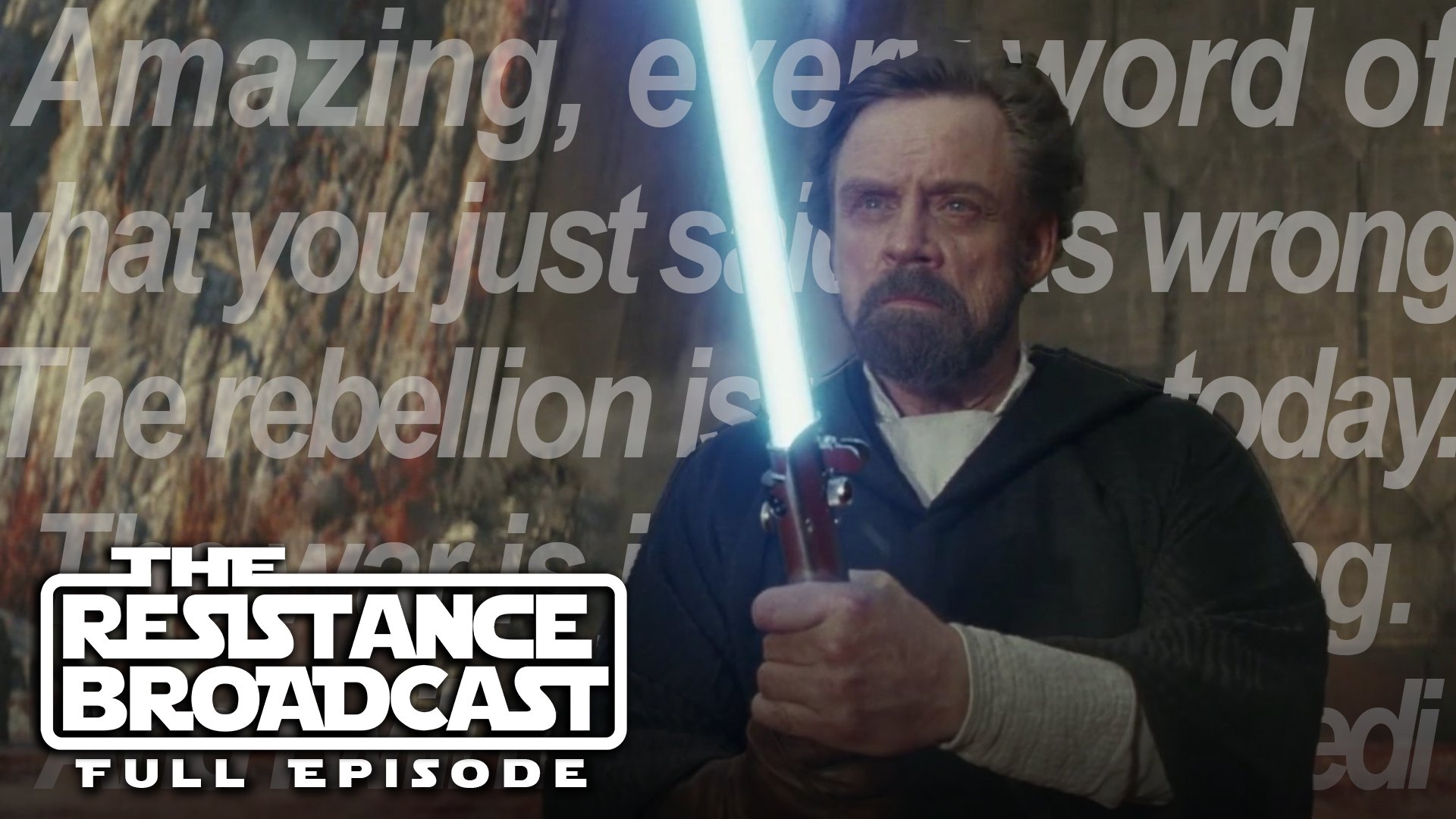 The Resistance Broadcast The Top 12 Quotes From The Star Wars Sequel Trilogy So Far Star Wars News Net