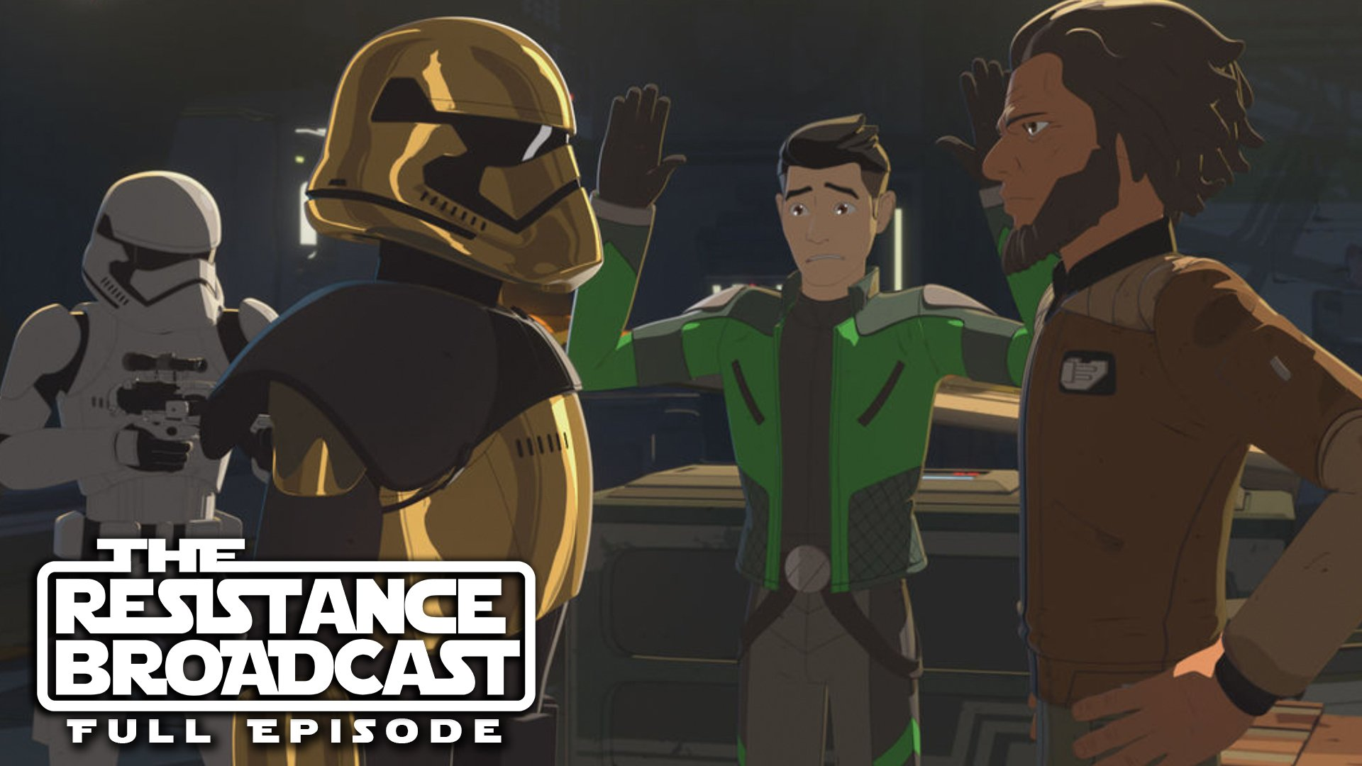 The Resistance Broadcast - Star Wars Resistance Season Recap and