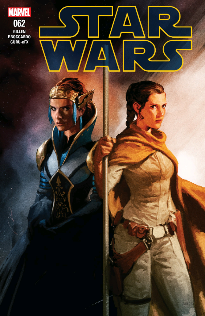 Review: The Scourge of Shu-Torun Begins in Marvel's Star Wars #62