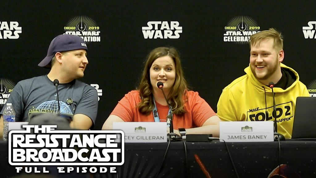 The Resistance Broadcast – Live Show From the Star Wars Celebration Podcast Stage!