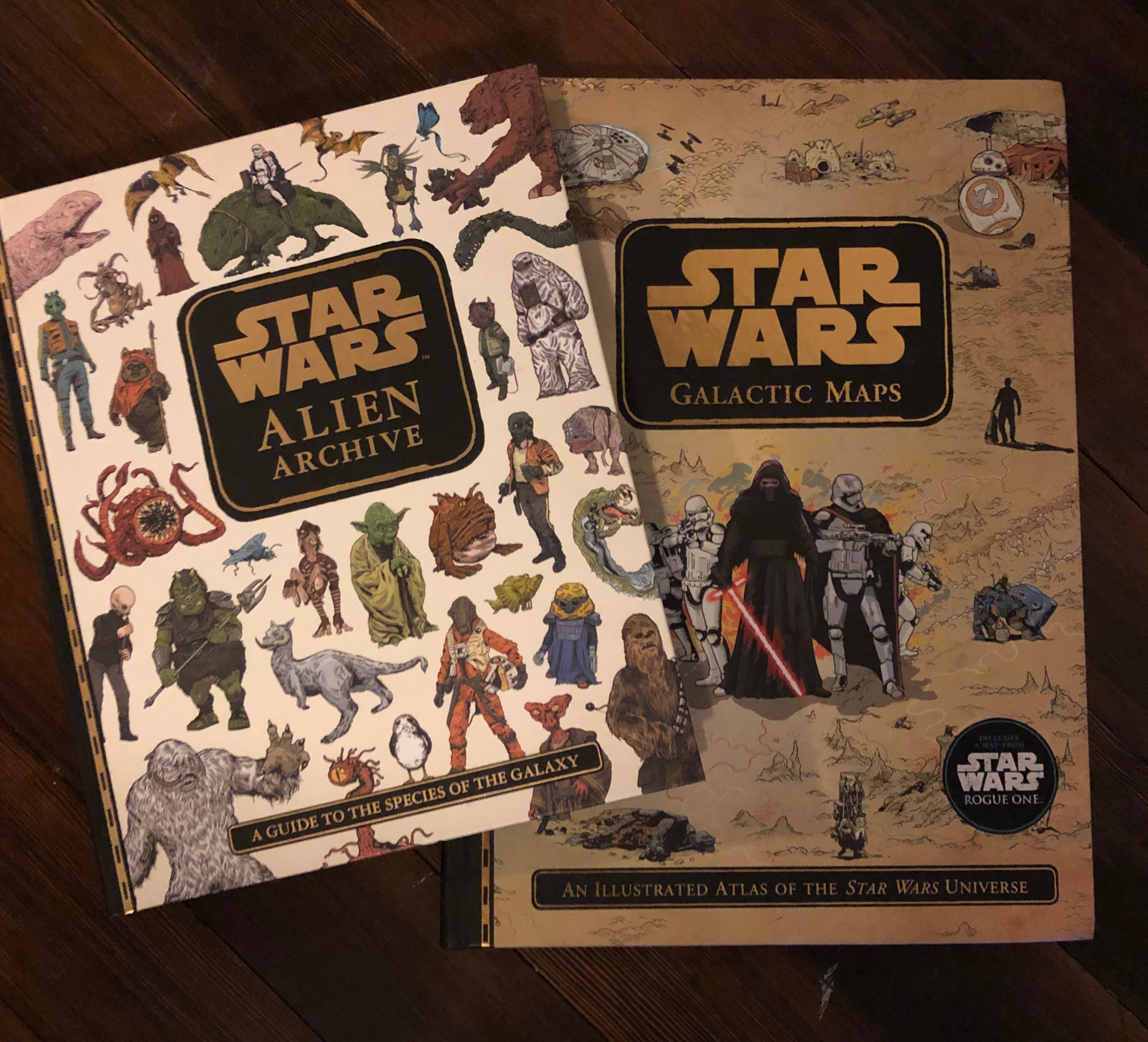 Review - The Diverse Species of the Galaxy Far, Far Away