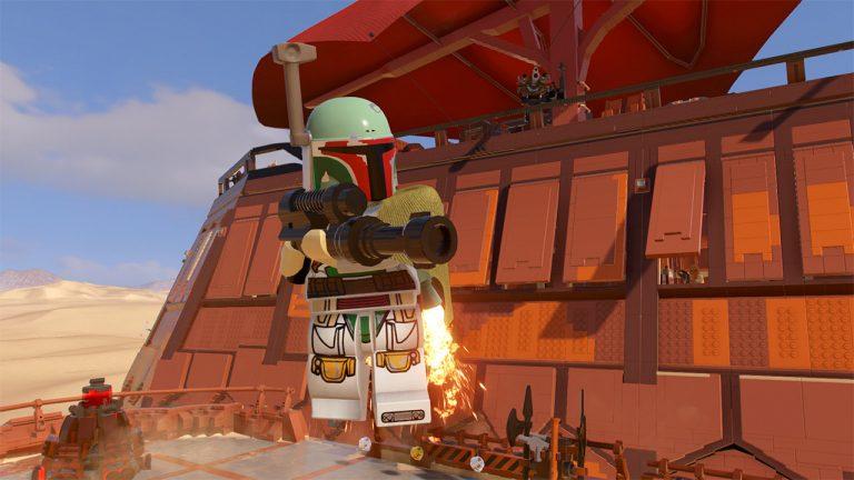 LEGO Star Wars Boba Fet