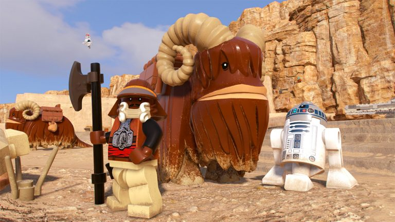 LEGO Star Wars Lando Tatuin