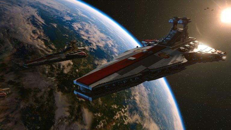 LEGO Star Wars Venator