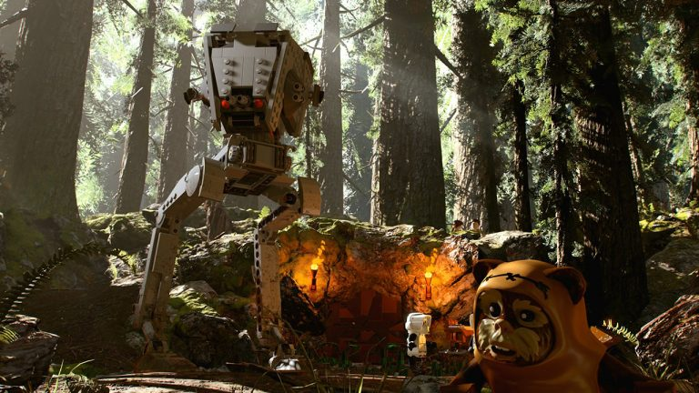 LEGO Star Wars Bitka za Endor