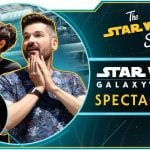 The Star Wars Show: The Star Wars Galaxy's Edge Spectacular