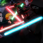 Fantastic Jedi Vs. Sith, Boba Fett, and Solo Galaxy of Adventure Shorts Added To Star Wars Kids You Tube Channel
