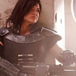 Gina Carano Tells ET Online That Shooting 'The Mandalorian' and Working With Jon Favreau Has Made Her Life a Different World