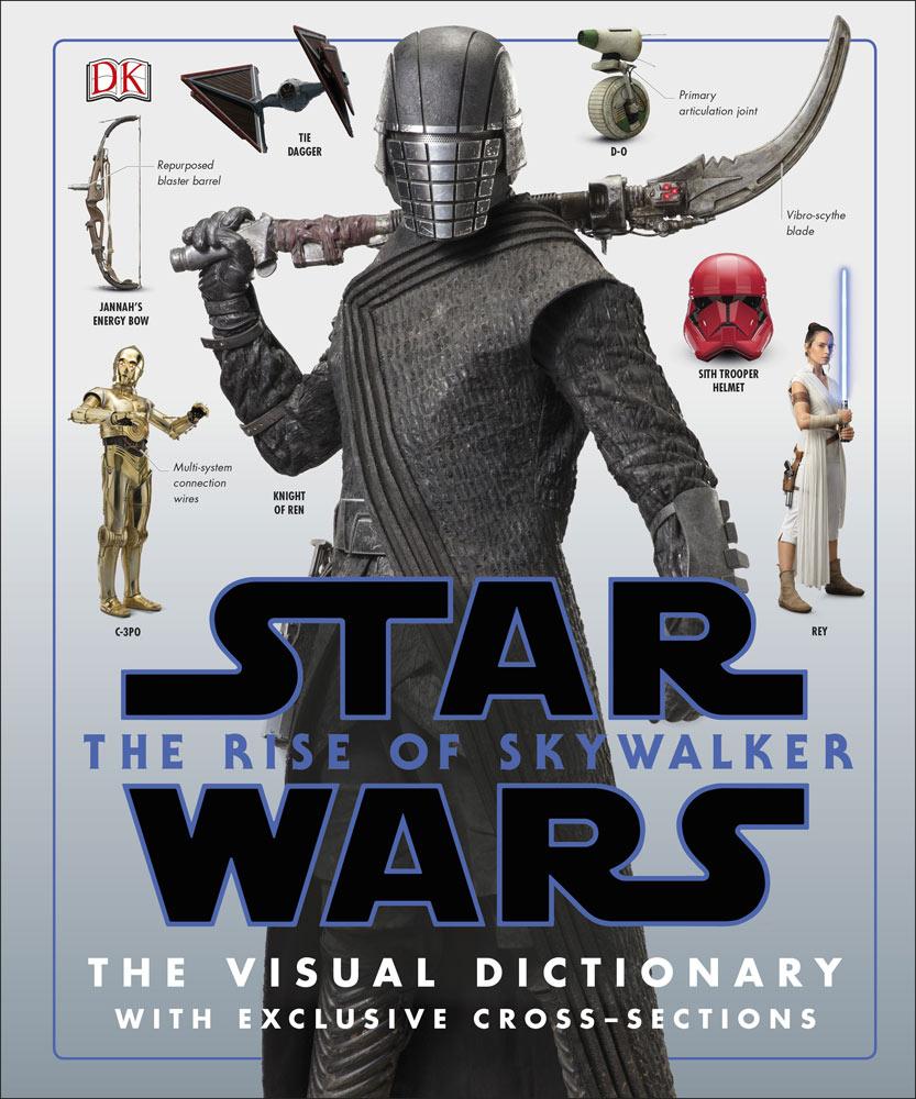 vizuelni rečnik ratova zvezda Epizode 9 vitez rena