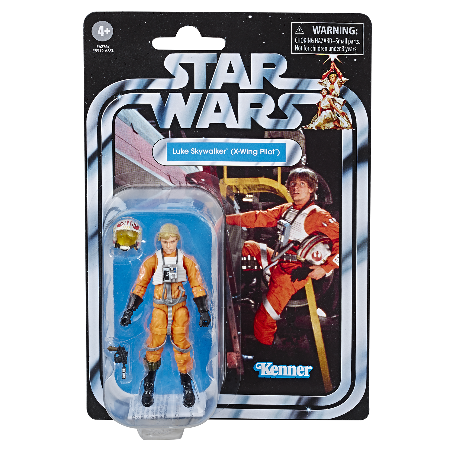 Hasbro® STAR WARS™ The Vintage Collection™ YAVIN VERSION 2 LUKE SKYWALKER